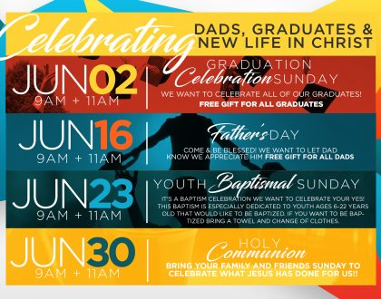 Upcoming Events – Faith City Family Church